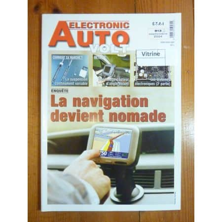 GPS Revue Technique Electronic Auto Volt