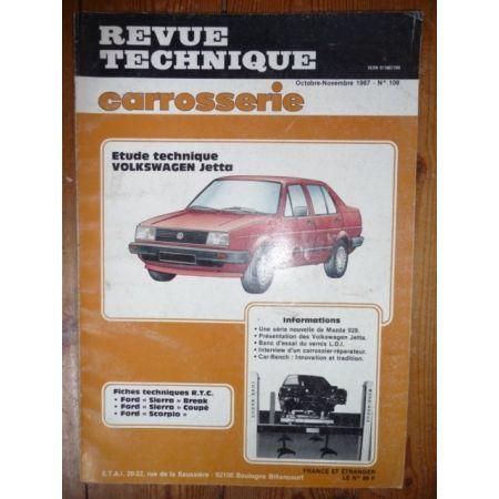 Jetta Revue Technique Carrosserie Volkswagen