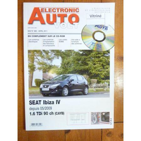 Ibiza D Revue Technique Electronic Auto Volt Seat