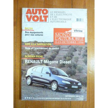 Megane D Revue Technique Electronic Auto Volt Renault