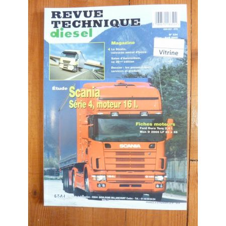 Serie 4 16l Revue Technique PL Scania