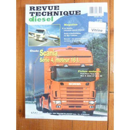 Série 4 16l Revue Technique PL Scania