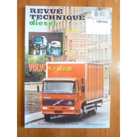 FL6 230 250 Revue Technique PL Volvo