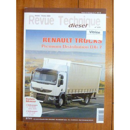 Premium Distrib DXi7 Revue Technique PL Renault
