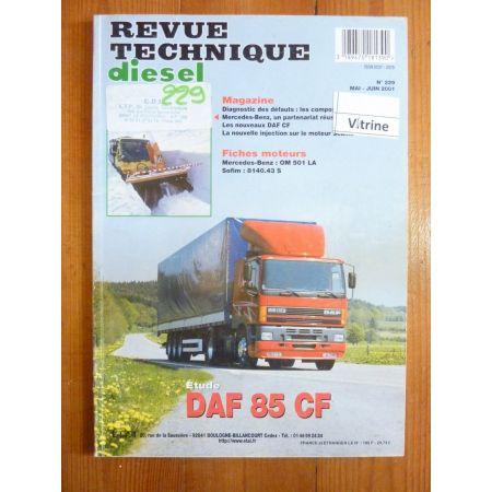 65 75 85 CF Revue Technique PL Daf