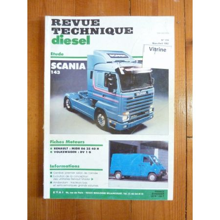 143 Revue Technique PL Scania