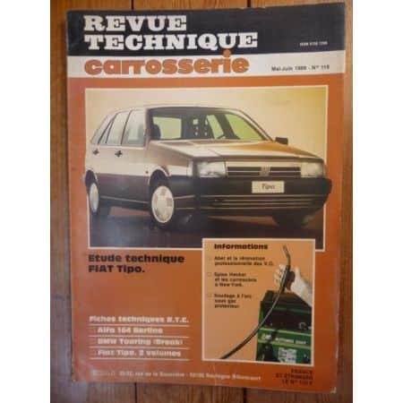 Tipo Revue Technique Carrosserie Fiat