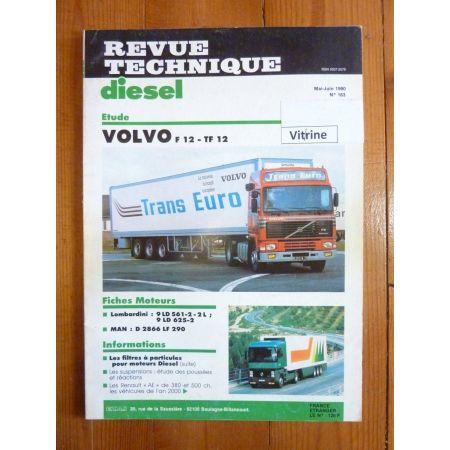 F12 TF12 Revue Technique PL Volvo