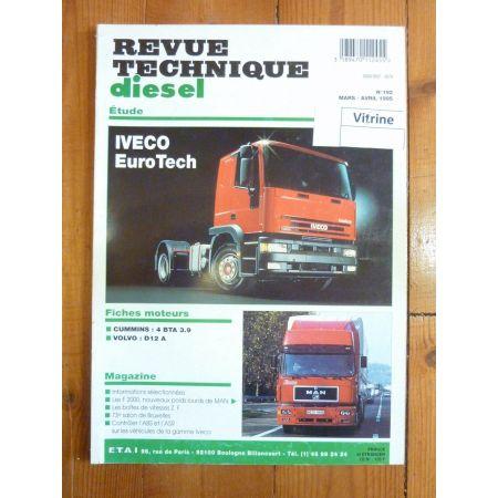 Eurotech Revue Technique PL Iveco