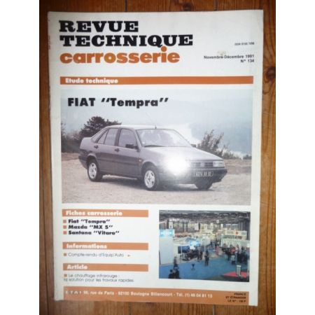 Tempra Revue Technique Carrosserie Fiat