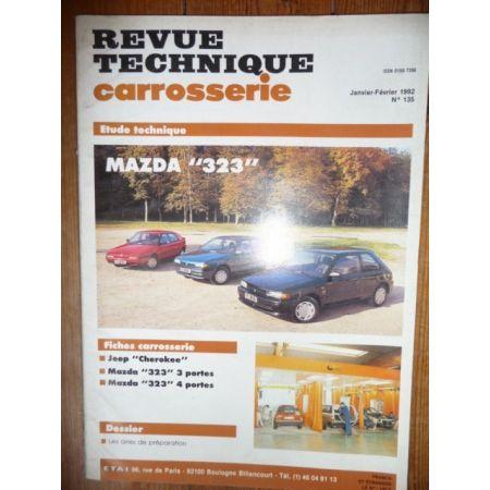 323 Revue Technique Carrosserie Mazda