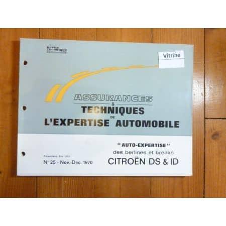 DS ID Revue Auto Expertise Citroen
