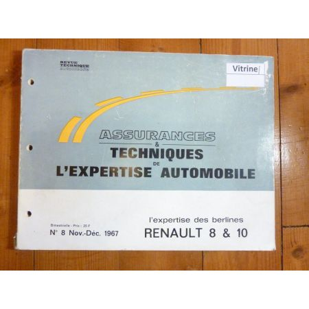 R8 R10 Revue Auto Expertise Renault
