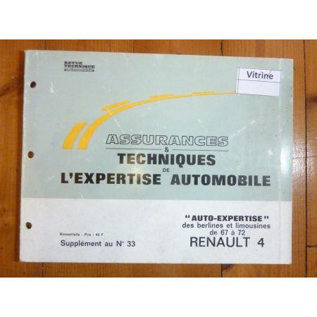 R4 67-72 Revue Auto Expertise Renault