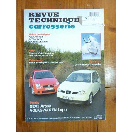 Arosa Lupo   Revue Technique carrosserie Renault