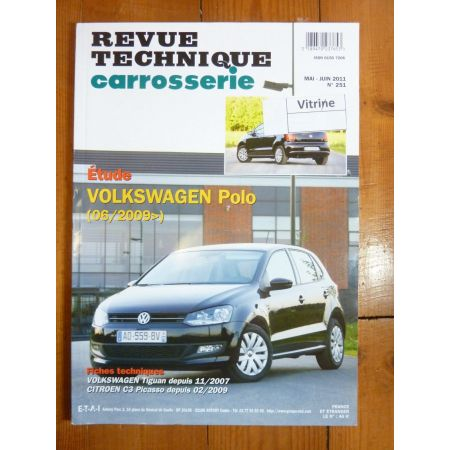 Polo 09- Revue Technique Carrosserie Volkswagen