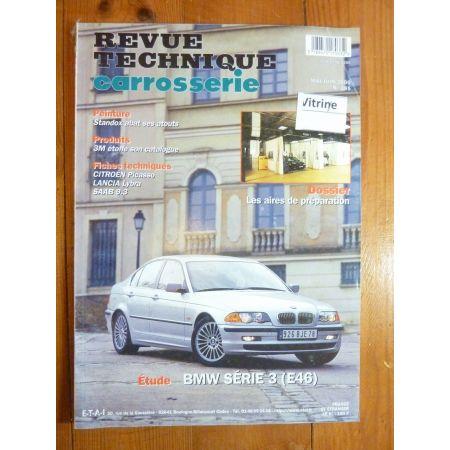 carrosserie BMW Série 3 E46 RTC0185C revue technique