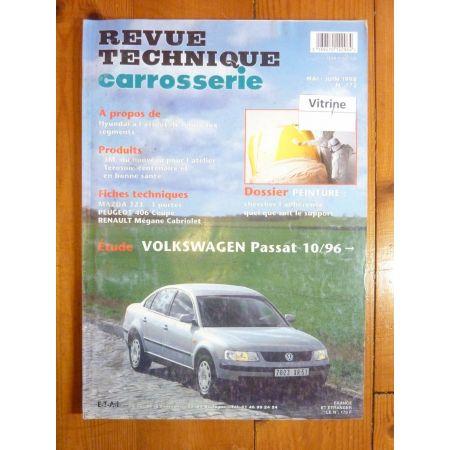 Passat 96- Revue Technique Carrosserie Volkswagen