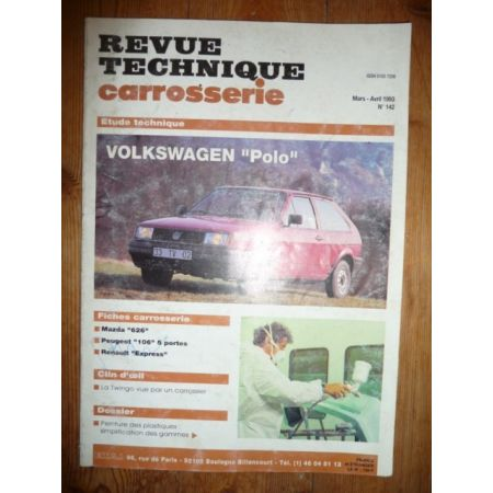 Polo Revue Technique Carrosserie Volkswagen