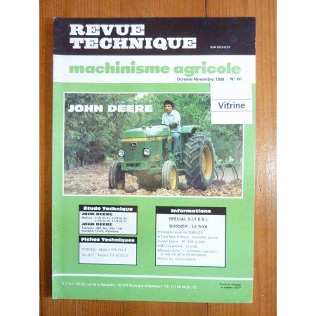 840 940 1040 1140 Revue Technique Agricole John Deere