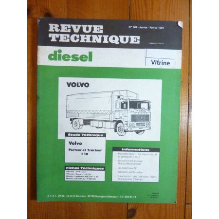 F10 Revue Technique PL Volvo