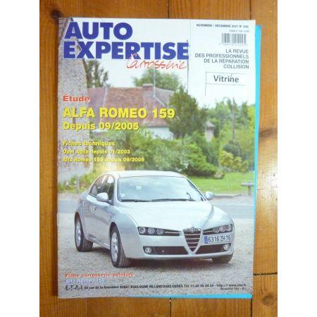 159 05- Revue Auto Expertise ALFA-ROMEO
