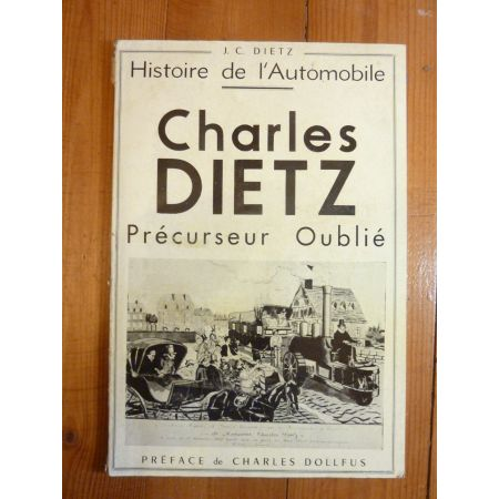 Charles DIETZ Livre