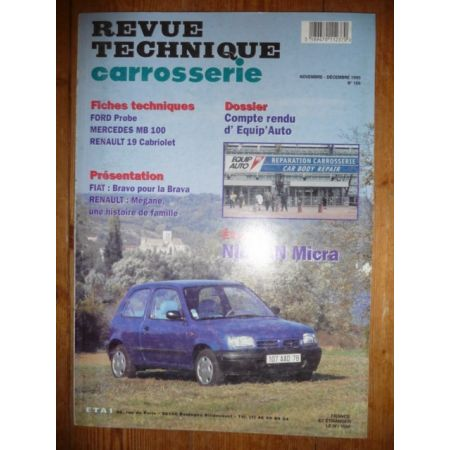 Micra Revue Technique Carrosserie Nissan