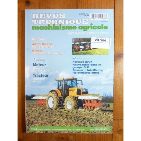 Atles 915 925 935 Revue Technique Agricole Renault