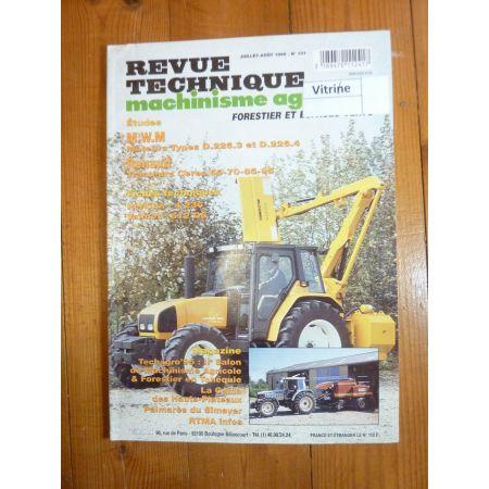 Ceres 65 a 95 Revue Technique Agricole Renault