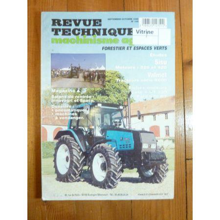 Série 6000 Revue Technique Agricole Valmet