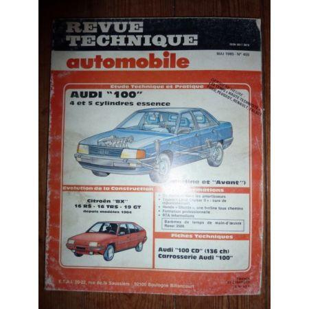 100 Ess Revue Technique Audi