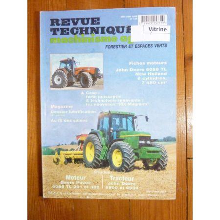 6800 6900 Revue Technique Agricole John Deere
