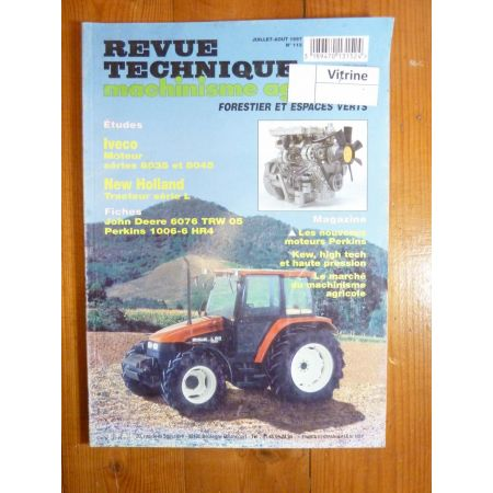 Série L Revue Technique Agricole New Holland