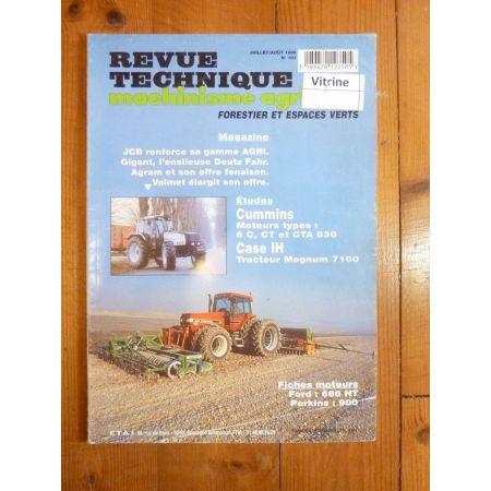 Magnum 7100 Revue Technique Agricole Case Axial