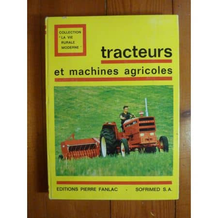 Tracteurs Ed 1 Livre