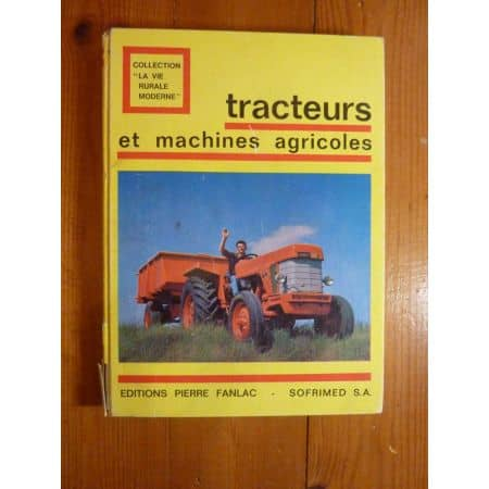 Tracteurs Ed 2 Livre