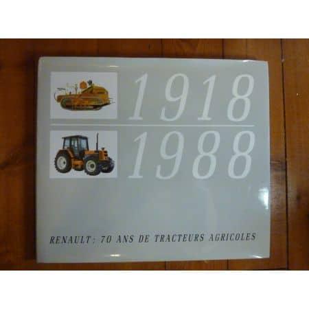 Tracteurs Renault 18-88 Livre