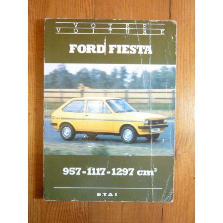 Histoire Fiesta FORD Livre