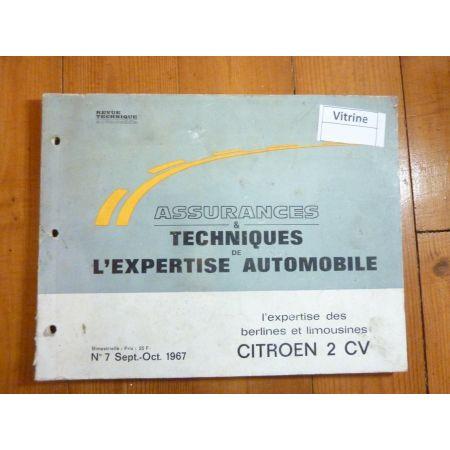 2CV Revue Auto Expertise CITROEN