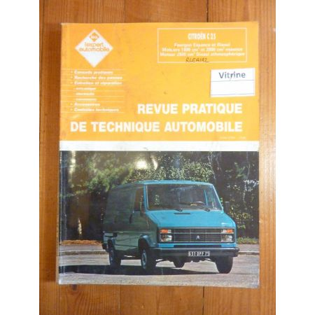 C25 Revue Technique Citroen