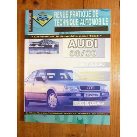 80-90 87- Revue Technique Audi