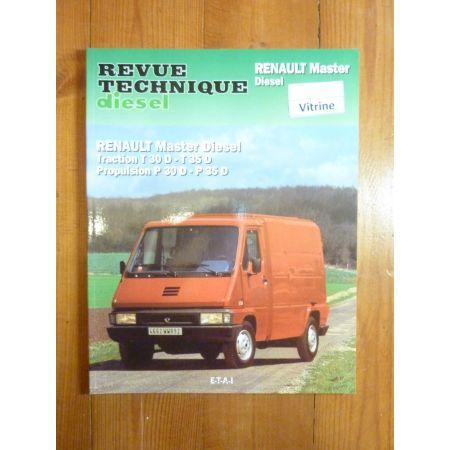 Master Die Revue Technique Renault