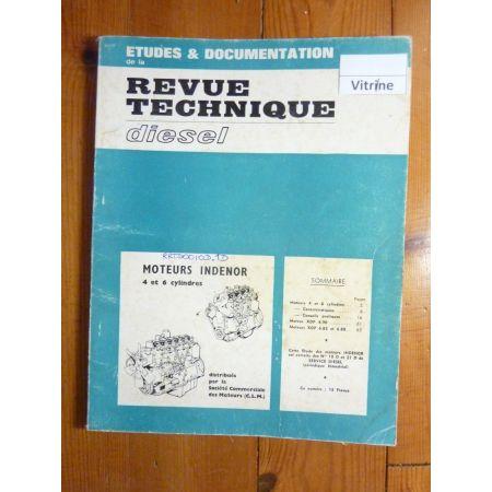 4 6 Cyl Revue Technique Indenor Peugeot