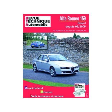 159 Die 05- Revue Technique Alfa Romeo