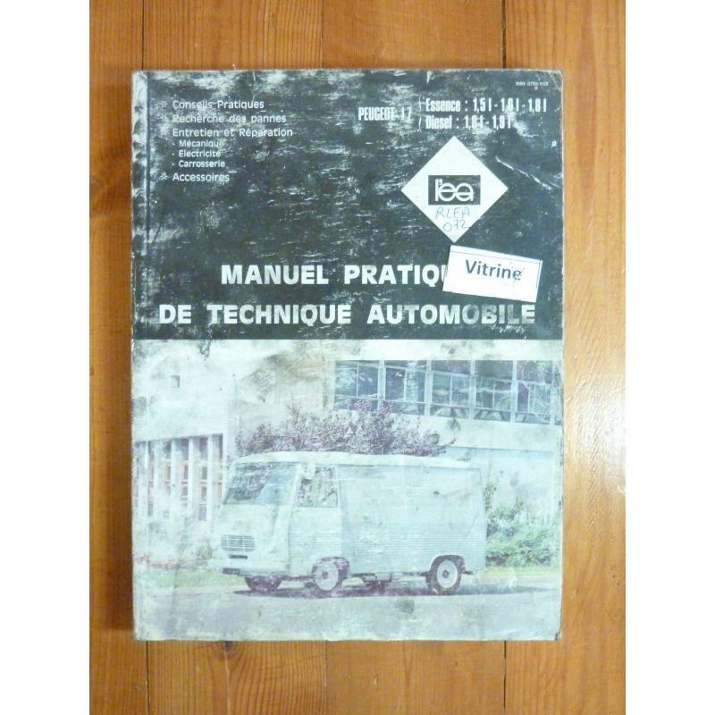 Peugeot J7 Essence 1 5 1 6 1 8 Disel 1 8 1 9