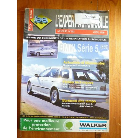 LEA Revue technique BMW Série 5 (E39) LEA362 Revue technique
