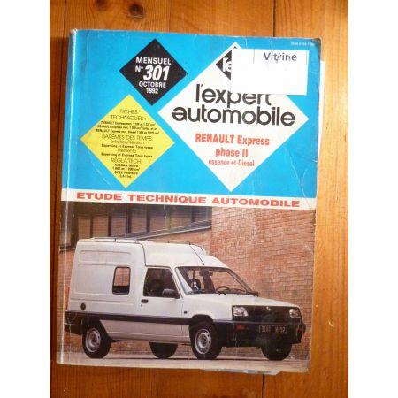 Express II Revue Technique Renault