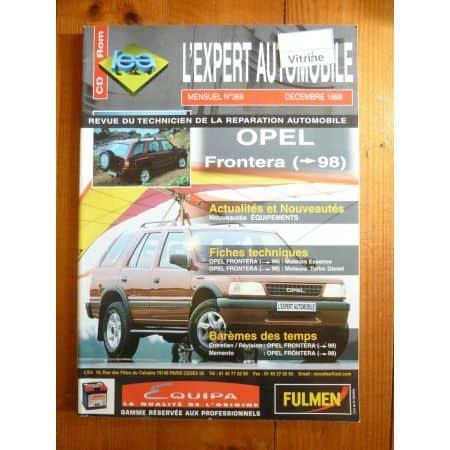 Frontera 98- Revue Technique Opel
