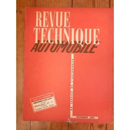 170 D Da Revue Technique Mercedes